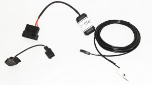 Bluetooth set for Audi MMI 3G Basic