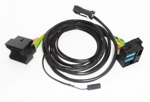 Plug & Play Bluetooth cable for VW RNS-510 / Skoda Columbus