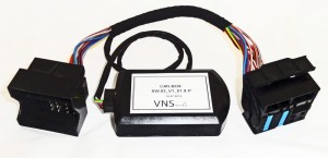 RNS-510 CAN BOX adapter for empty battery issue